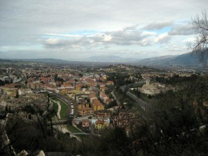 A view of Spoleto!