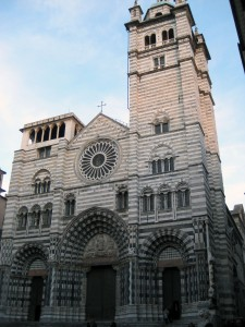 The San Lorenzo Cathedral!