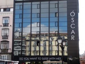 Madrid advertising?? Yikes.