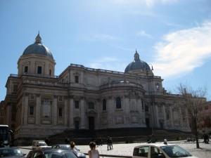 This is Santa Maria Maggiore.