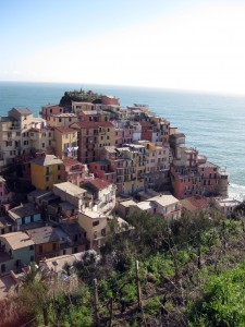 Manarola! My favorite view.