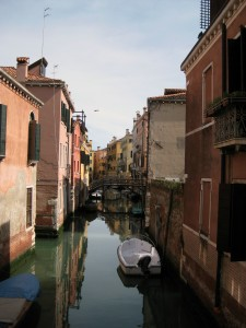 Serene Venice.