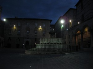 Leaving Perugia in the morning!