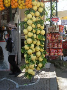 HUGE lemons!